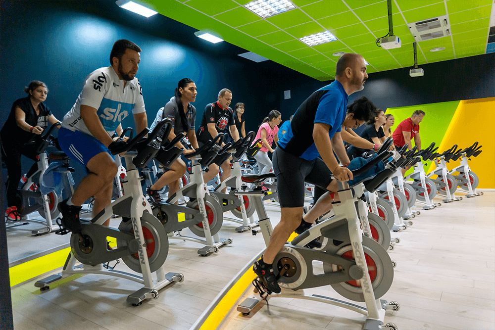 Beneficiile Indoor Cycling-ului
