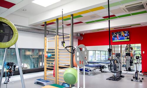 Aria Plus - Centru de Excelenta in Recuperare Medicala si Sportiva