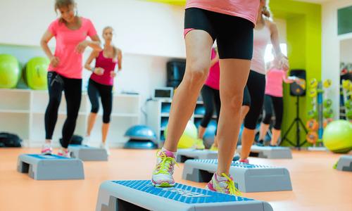 Step Aerobic/Functional Step