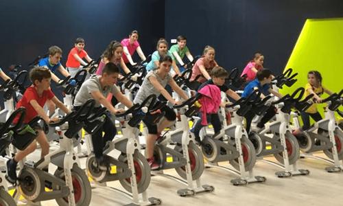 Indoor Cycling Kids