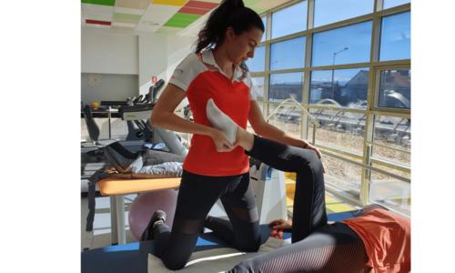 Recuperare medicală și sportivă